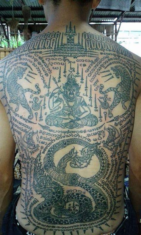thailand tattoo history sak yant поиск в google thai tattoo pinterest thai
