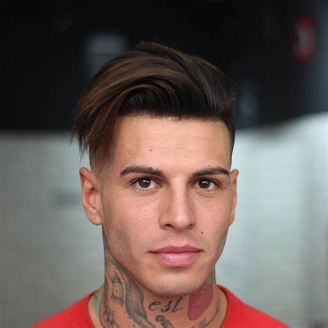 disconnected undercut mens haircut undercut hairstyle