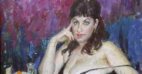 desnudos artisticos femeninos oleo cuadros modernos cuadros desnudos de mujeres voluptuosas