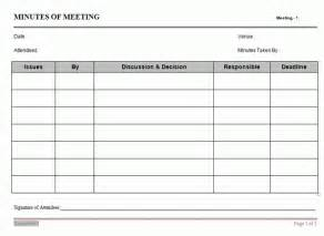meeting minutes template excel format 6 meeting minutes templates excel pdf formats