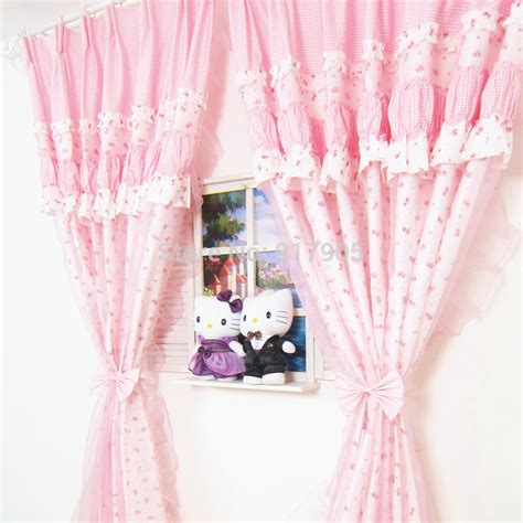 pink gingham curtains elegant pink rose and lace bedroom curtains designer pink