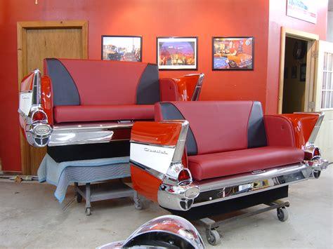 car sofa for sale new retro cars restored classic car furniture and decor