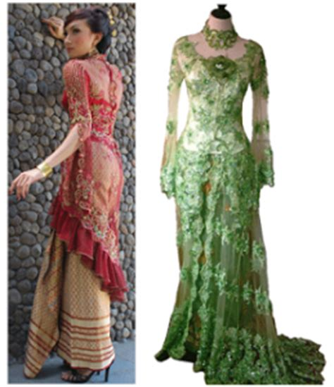 Kebaya Bordir Naisha V 2 model kebaya modern kebaya sellers new fashion trend