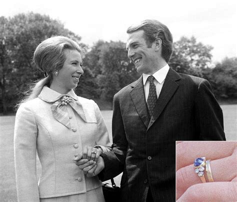 Verlobungsring Größe princess s sapphire and engagement ring from