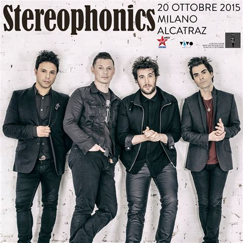 maybe tomorrow testo stereophonics tour 2015 concerto biglietti