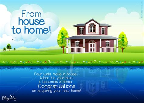 new home wishes congrats house plans 4838