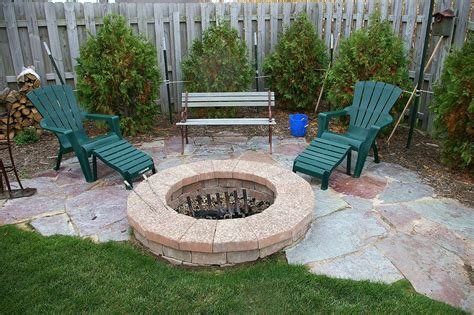 Fire Pit And Landscape Design In Appleton Wi Pit Gallery
