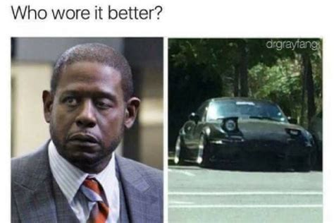 Who Wore It Better Meme - who wore it better forest whitaker eye meme go fun