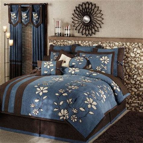 brown and blue bedding sets 17 best images about brown and blue bedding on pinterest