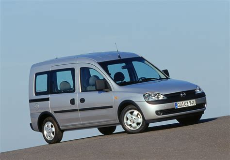 opel combo gm considering bringing european vans to north america