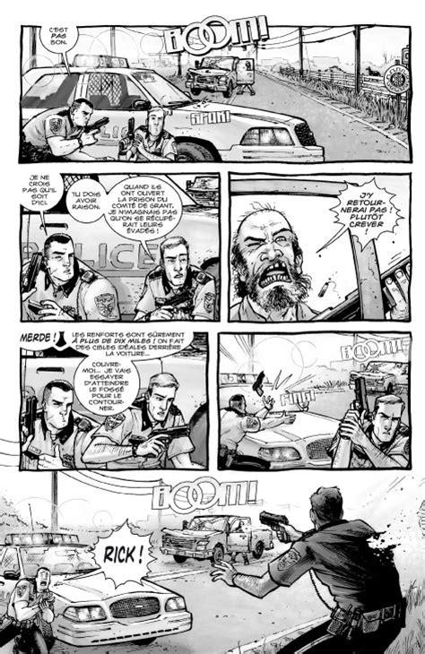Walking Dead 1. Passé décomposé