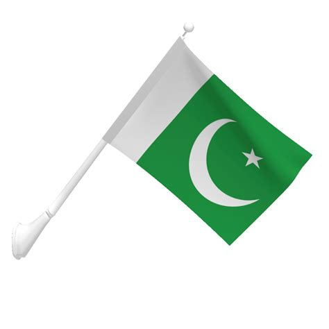 Nautical Wall Stickers pakistan flag flags international