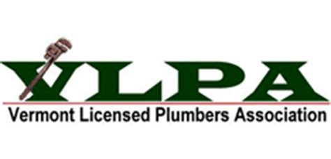 Vermont Plumbing License the vermont license plumbers associate vlpa renewable