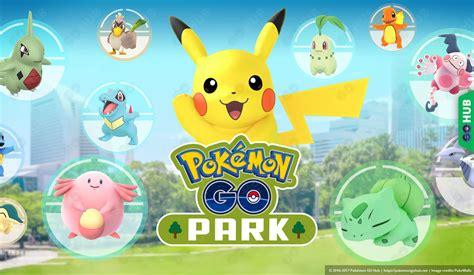 Go In by Pok 233 Mon Go Park Go Hub