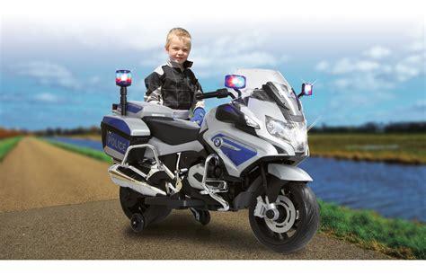 Germany Motorrad Shop by Ride On Motorrad Bmw R1200 Rt Police 12v Jamara Germany