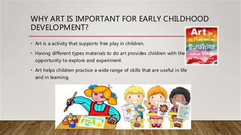 arts education why is it important arts to grow importance of creative arts in early childhood classrooms