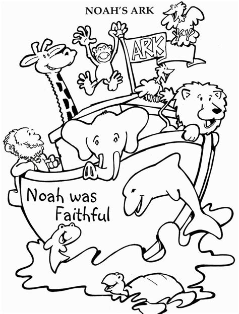 children s coloring pages noah s ark best 25 noahs ark craft ideas on bible crafts