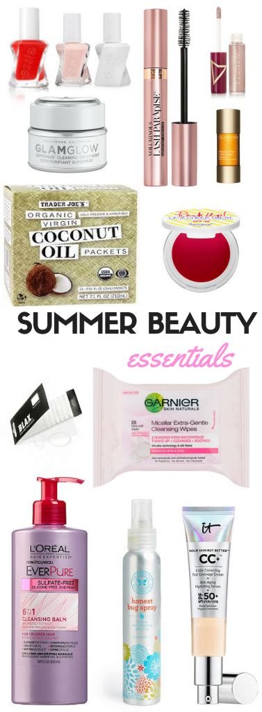 4 Posts With Summer Essentials by Summer Essentials The Blotter