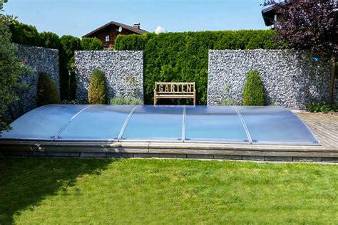 pooldach selber bauen best poolabdeckung rund selber bauen gallery