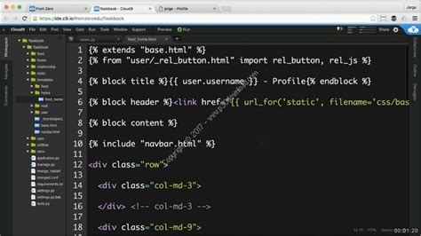 tutorial python web development udemy advanced scalable python web development using flask