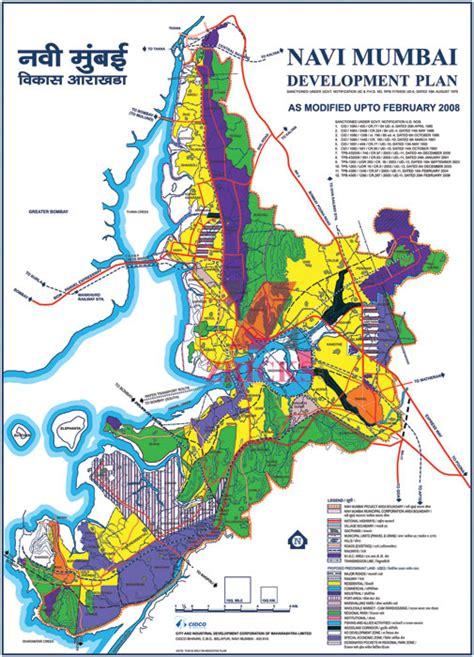 layout plan of karanjade navi mumbai navi mumbai master plan zricks com blog