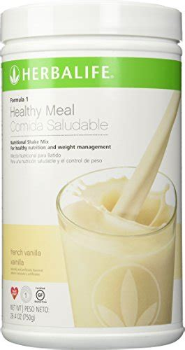Figure 8 Daily Detox Tea Review by Herbalife Formula 1 Nutritional Shake Mix Vanilla