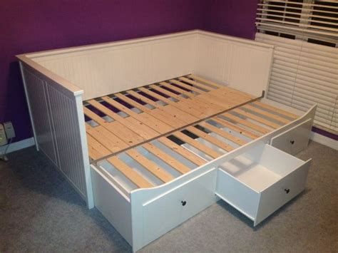 Ikea Malm Bed Frame Hack by Ikea Hemnes Day Bed Carter Assembly Assembly