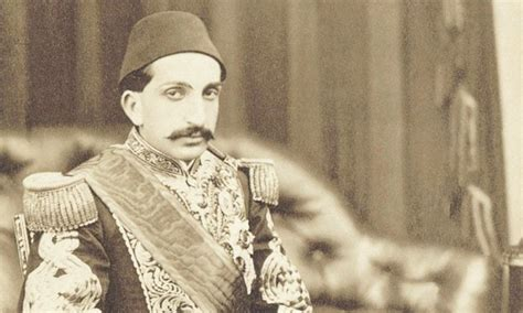 the last ottoman sultan abdulhamid ii who would become the last ottoman sultan