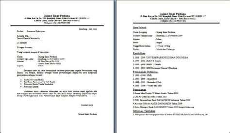format surat lamaran kerja terbaru 2014 contoh surat lamaran kerja dan cv terbaru rozic