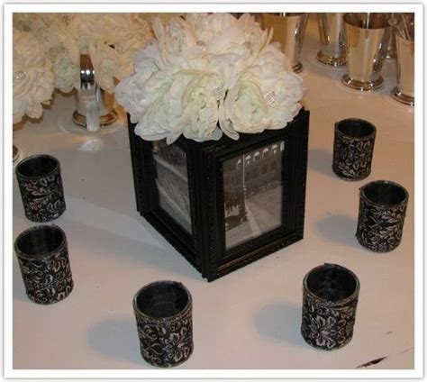 picture frame centerpiece ideas picture frame centerpiece wedding