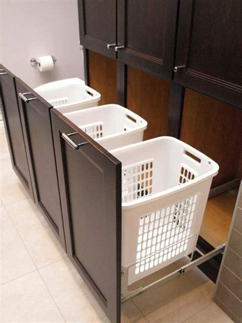 Laundry Cabinet Pull Out Her Idea For Laundry Room Could Flat Cutting