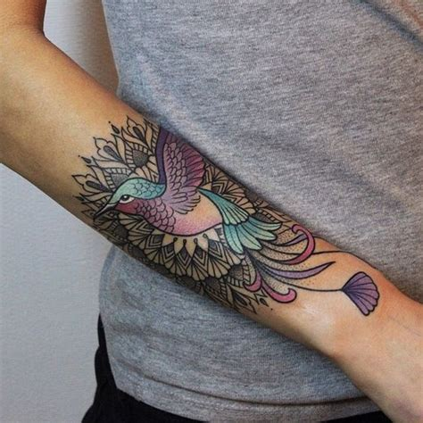 tattoo mandala bird beautiful bohemian bird tattoomodels tattoo