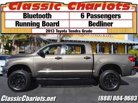 toyota trucks near me sold used truck near me 2013 toyota tundra crewmax