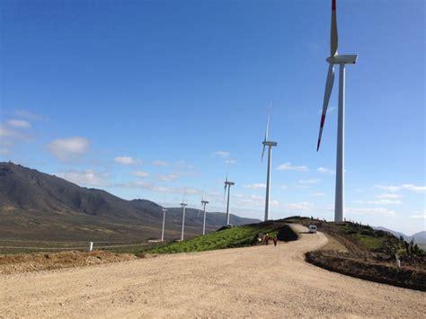 de monitorizacion de 550 mw de parques eolicos de view image e 243 lica y energ 237 as renovables bolivia construye su primer
