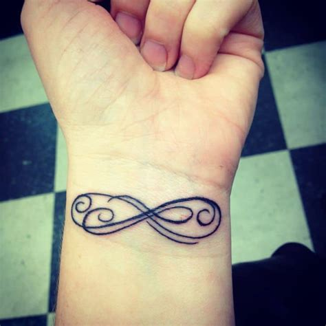 eternity tattoos designs 50 best infinity designs and ideas for and