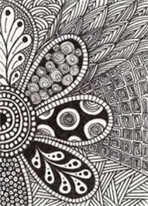 how to start a zendoodle the 25 best easy zentangle patterns ideas on