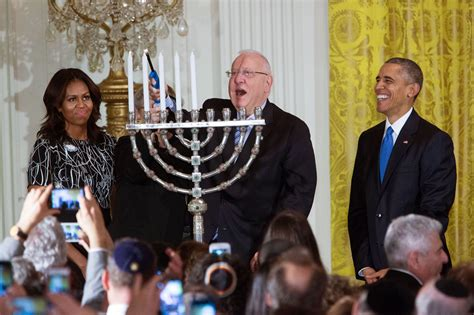 menorah house we asked you answered quot what s the story behind your menorah quot whitehouse gov