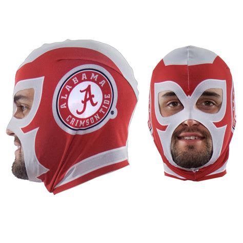 alabama crimson tide fan gear alabama crimson tide fan mask