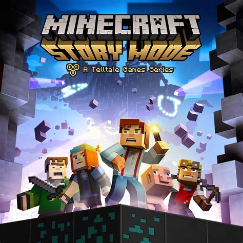 minecraft story mode review minecraft story mode episode 1 the order of