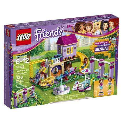 Lego Set 41325 heartlake city playground le set lego friends