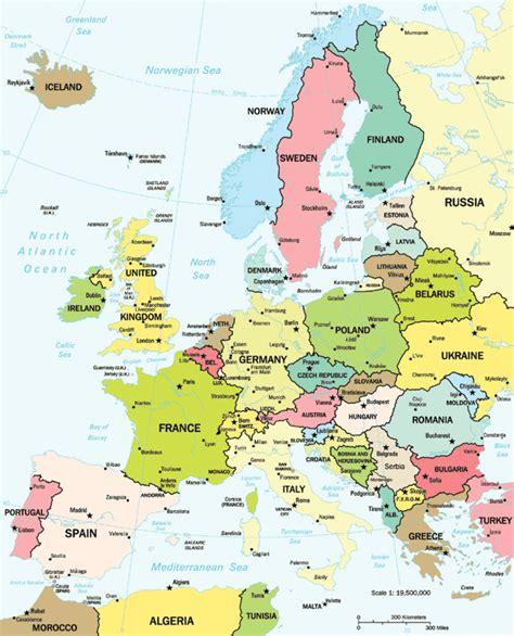 travels through and italy large print books 유럽지도 그리고 유럽여행 네이버 블로그