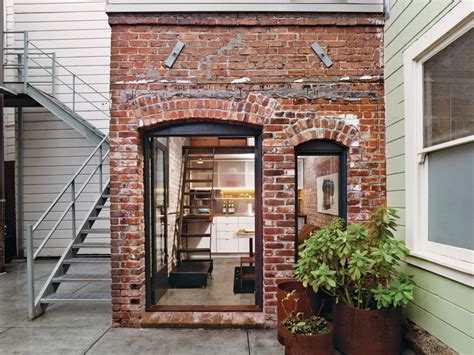 brick tiny house the brick house guest suite azevedo design small house