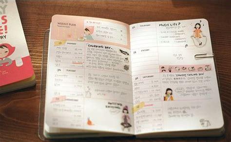 printable korean planner korean planner planner inspiration pinterest posts