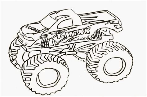 Truck Coloring Pages Free truck coloring sheets free coloring sheet