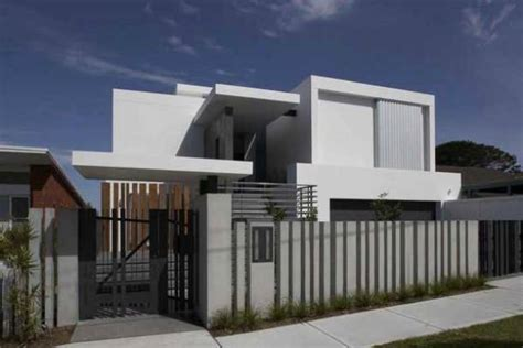 glamor modern house fence design inspiration fence