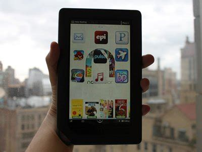 nook color wont turn on the best nook color android apps business insider