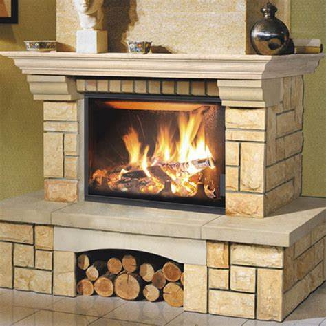 wood  gas fireplaces cheminee stones lebanon