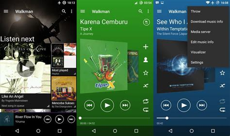 sensme apk walkman apk for all android device rooted non rooted