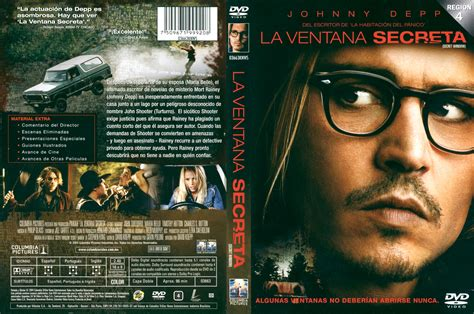la ventana secreta secret window identi