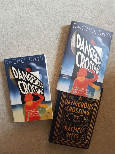 dangerous crossing a novel books my reading corner